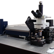 Centaur U HR – Scanning AFM/Confocal/Raman/Fluorescence system with double dispersion monochromator for Raman/Fluorescence and AFM/Raman (TERS) imaging